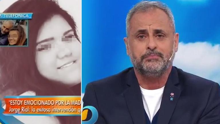 Rial, tras la exitosa operación de su hija: