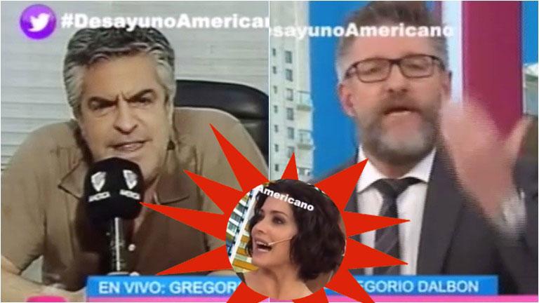 Luis Novaresio se enojó en Desayuno americano con el abogado de Cristina Fernández y terminó el móvil