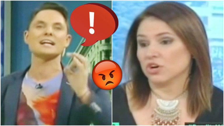 Tremenda reacción de Lío Pecoraro tras una picante crítica de Fernanda Iglesias