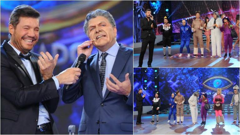La ausencia del Macri de Fredy Villareal en el show del chiste de políticos de ShowMatch