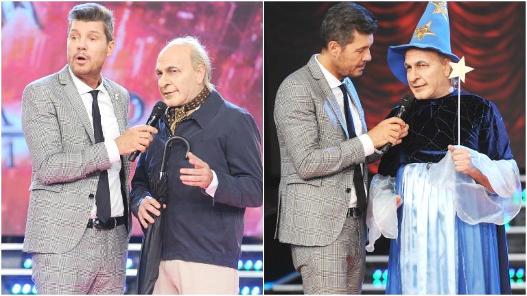 Fredy Villarreal se puso en la piel de Fernando de la Rúa y divirtió con su previa en ShowMatch
