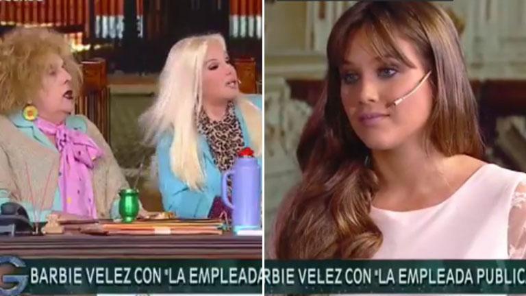 """Barbie Vélez, en el programa de Susana: """"No estoy enamorada, estoy aprendiendo a estar sola"""""""