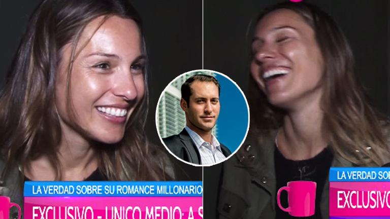 Pampita y los rumores de romance con un empresario multimillonario de Miami: