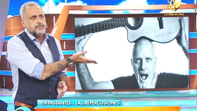 Jorge Rial disparó contra Gustavo Cordera en Intrusos