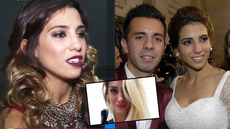 Cinthia Fernández habló a fondo de los rumores de infidelidad de su marido