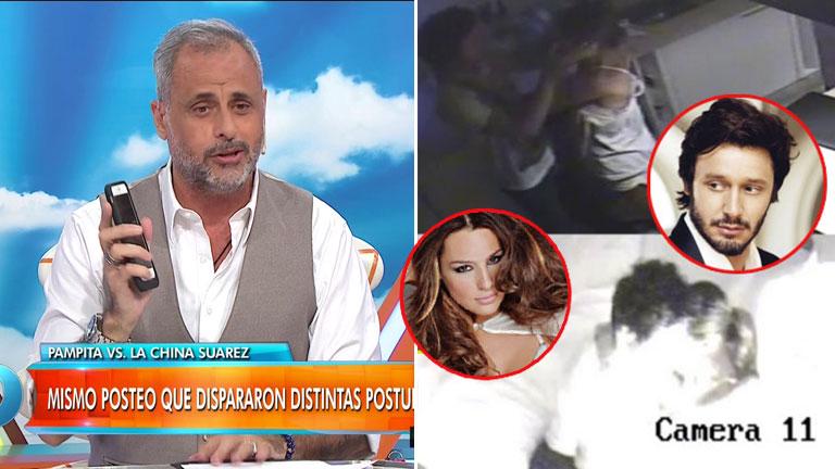 Rial reveló quién le había enviado los escandalosos audios de la pelea de Pampita y Vicuña