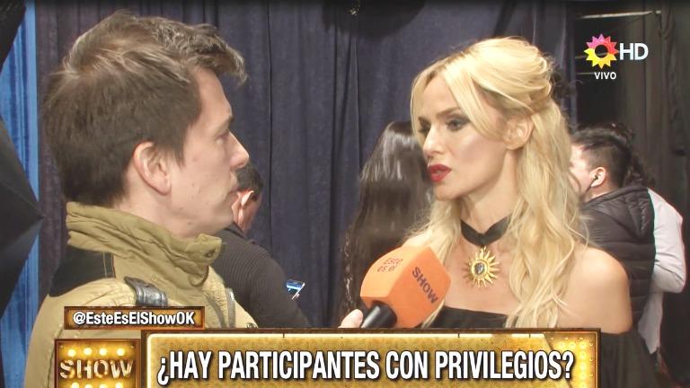 El descargo de Sabrina Rojas sobre los participantes del Bailando que faltan