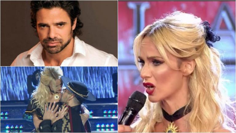 La sensual chacarera de Sabrina Rojas en ShowMatch y su divertida dedicatoria a Luciano Castro