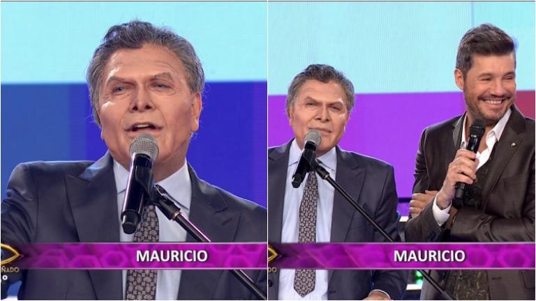Los desopilantes anuncios del Mauricio Macri de Fredy Villarreal en ShowMatch
