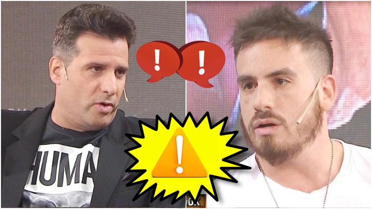 El cara a cara de Fede Bal y José María Listorti en Este es el Show