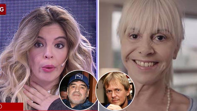 Dalma Maradona opinó sobre la relación de Claudia Villafañe y Jorge Taiana