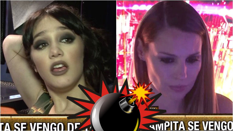 La filosa respuesta de Ángela Torres en Este es el show tras su cruce con Pampita