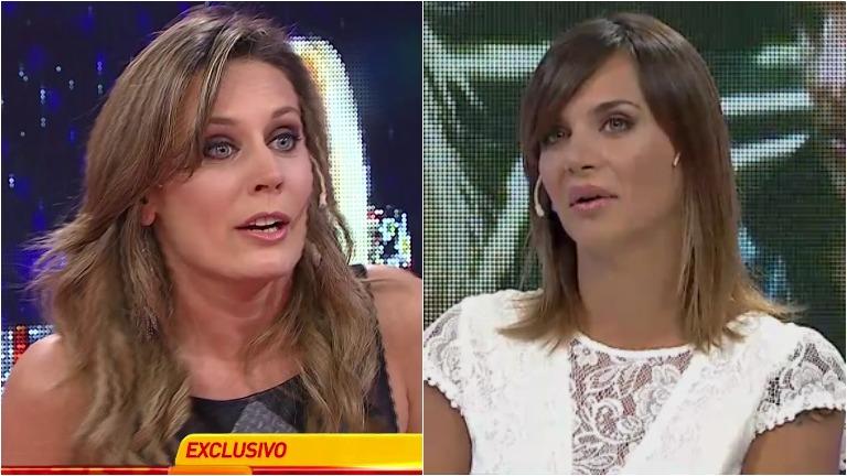 Rocío Marengo, picante en Infama contra Amalia Granata