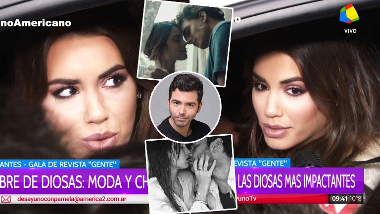 Lali Espósito, enfadada frente a un cuestionario picante: Nazareno Casero, la novia de Mariano Martínez y el romance de Tini Stoessel