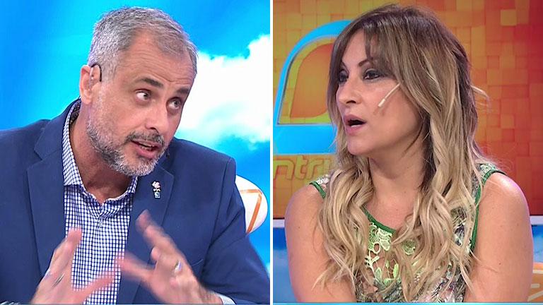 El comentario de Marcela Tauro que incomodó a Jorge Rial