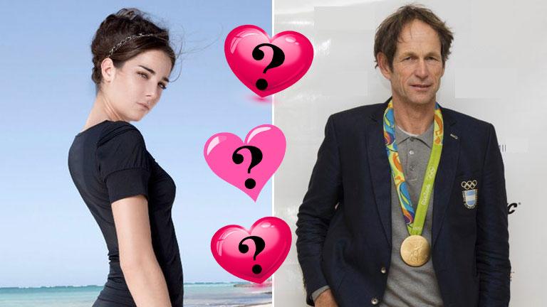 ¡Inesperado! Juana Viale, ¿flamante romance con el medallista olímpico Santiago Lange?