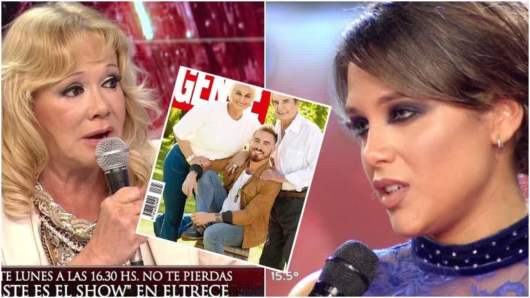 El momento tenso de Soledad Silveyra con Barbie Vélez en ShowMatch