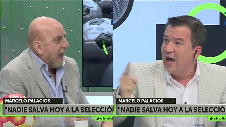 La fuerte pelea de Horacio Pagani y Gastón Recondo en vivo que terminó a los gritos