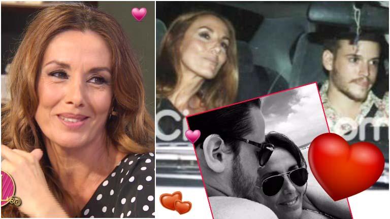 Viviana Saccone habló de su novio en el programa de Mirtha Legrand
