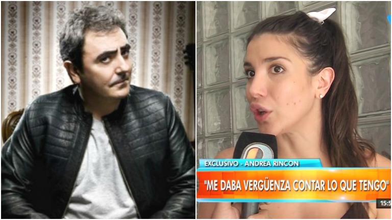 Andrea Rincón negó un affaire con Eduardo de la Puente