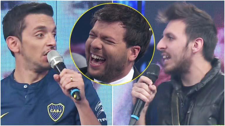 Las imitaciones en Hacelo feliz que hicieron reír a Guido Kaczka