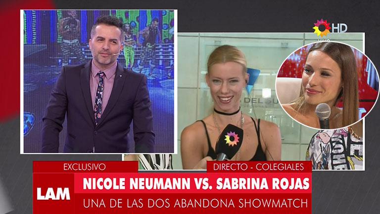 Nicole Neumann otra vez habló de su pelea con Pampita:
