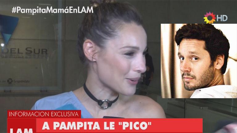 Pampita saludó a Vicuña por su cumpleaños: ¿qué le dijo?
