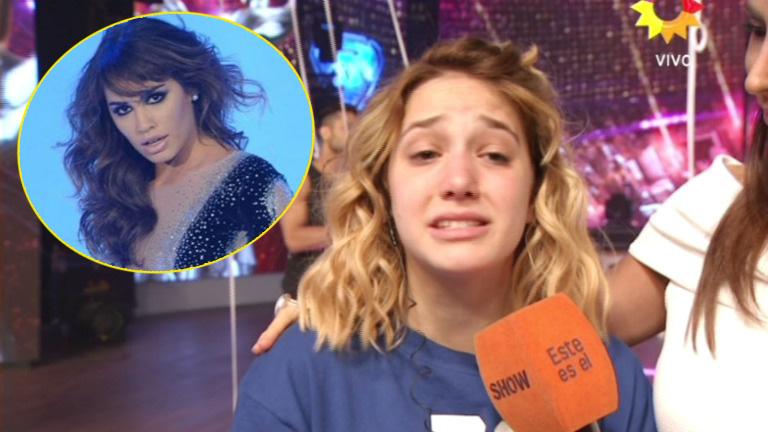 Ángela Torres quebró en llanto en Este es el Show: el motivo
