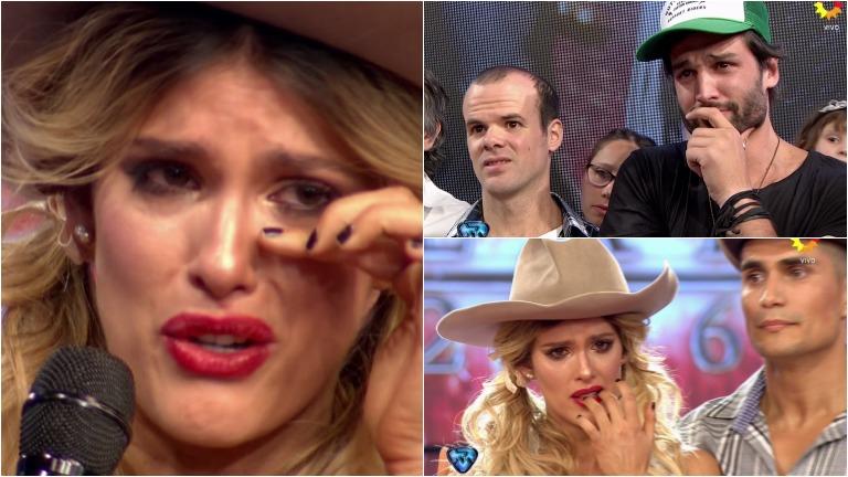 La emoción de Mery del Cerro al saber que era semifinalista del Bailando