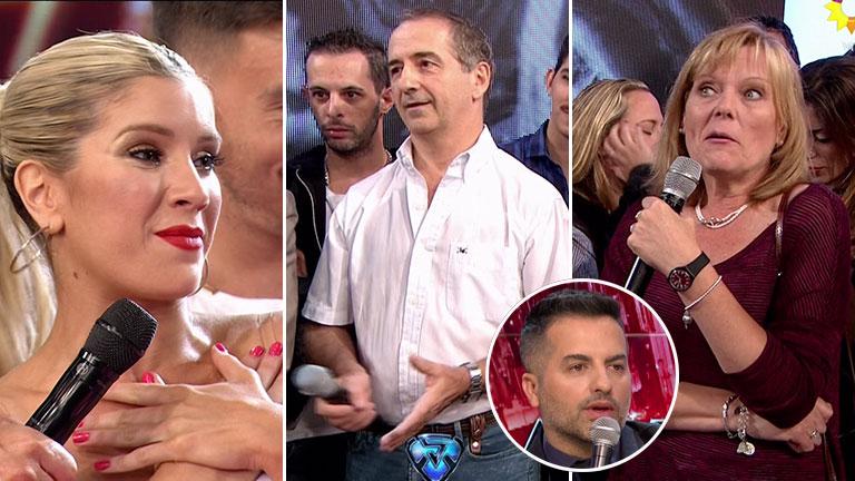 La reacción de los padres de Laurita Fernández cuando les preguntaron por qué se separaron