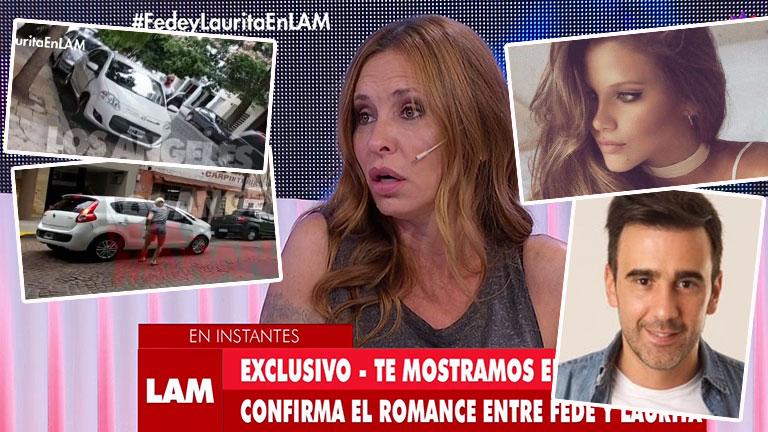 Analía Franchín disparó contra Barbie Vélez y Federico Hoppe, tras las imágenes infraganti de Fede Bal y Laurita: