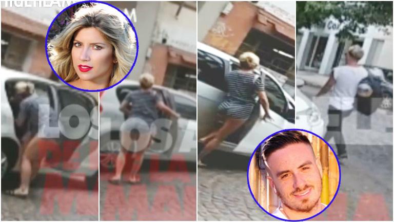 Una cámara siguió a Laurita Fernández y Fede Bal y mirá qué descubrieron