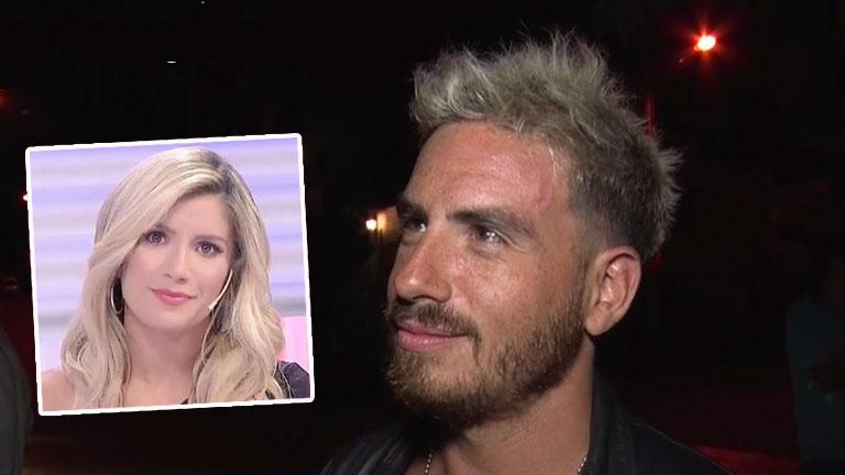 Federico Bal habló de su encuentro con Laurita Fernández... ¿y la metió en el freezer?: