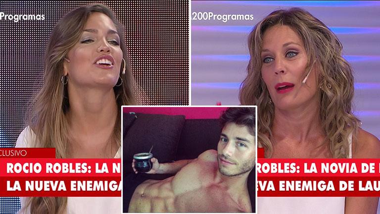 Rocío Robles contó de una cena con un actor, ¡y Rocío Marengo la mandó al frente!