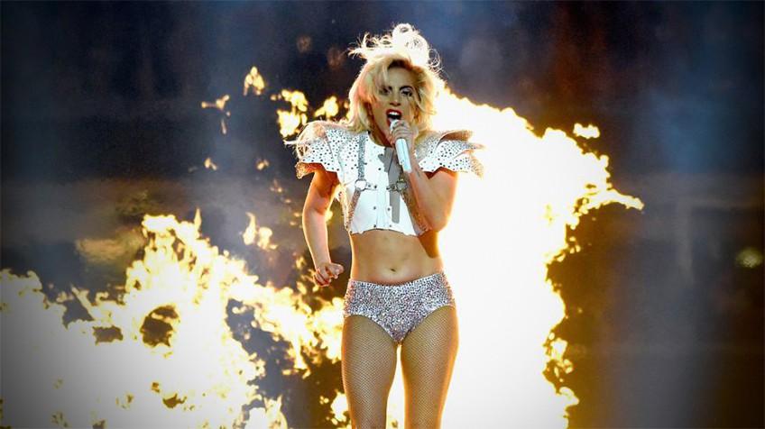 El mega show de Lady Gaga en el entretiempo del Súper Bowl
