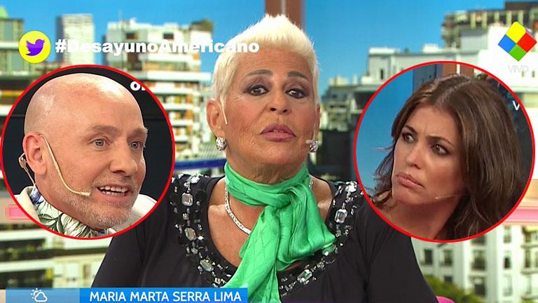 El repudiable comentario de María Marta Serra Lima en Desayuno Americano