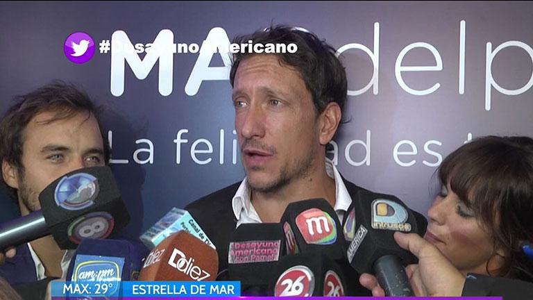 Nicolás Vázquez habló luego de su gran noche en los Estrella de Mar 2017