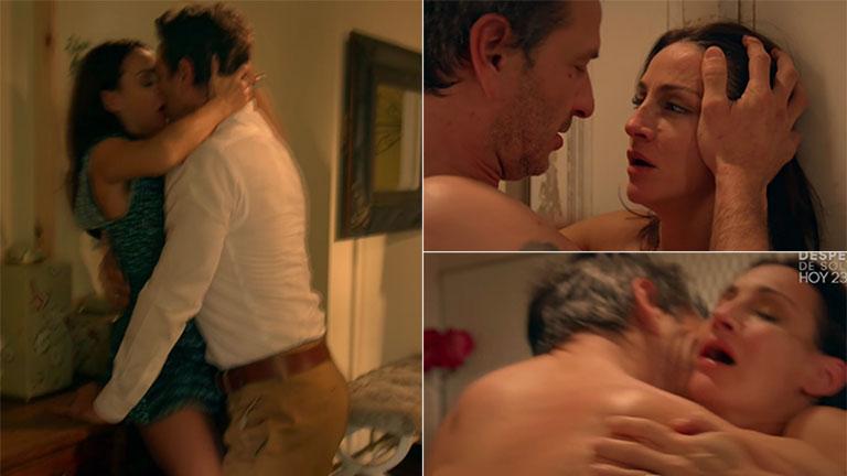¡Un fuego! La escena súper hot de Eleonora Wexler y Federico Amador en Amar después de Amar