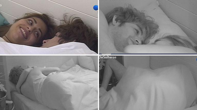 El video del primer encuentro sexual en Despedida de Solteros entre Kiara y Agustín