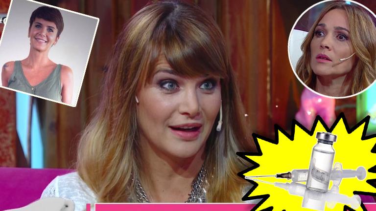 Amalia Granata contó en Cortá por Lozano por qué dejó de ponerse botox: