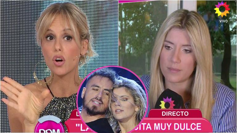 Mariana Fabbiani, filosa con Laurita Fernández sobre los rumores de romance con Fede Bal: