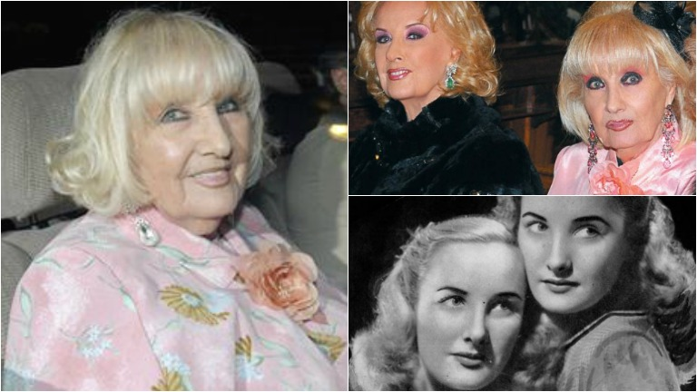 Goldie, la hermana de Mirtha Legrand, habló de su hermana: