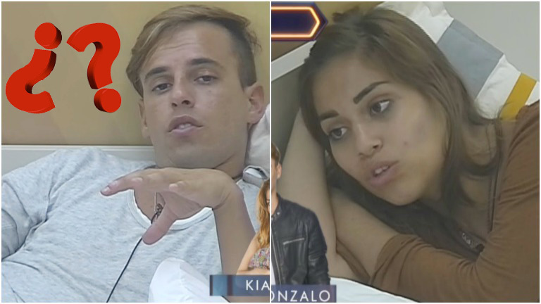 Gonzalo indagó a Kiara sobre su sexualidad en Despedida de solteros