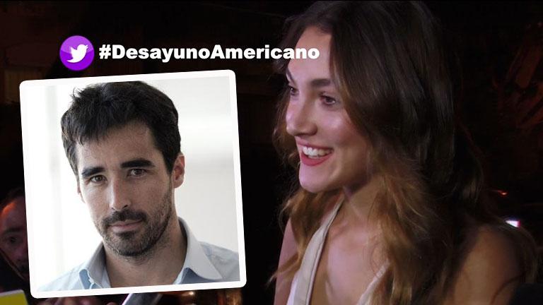 Lucía Pedraza habló de su noviazgo con Nacho Viale: