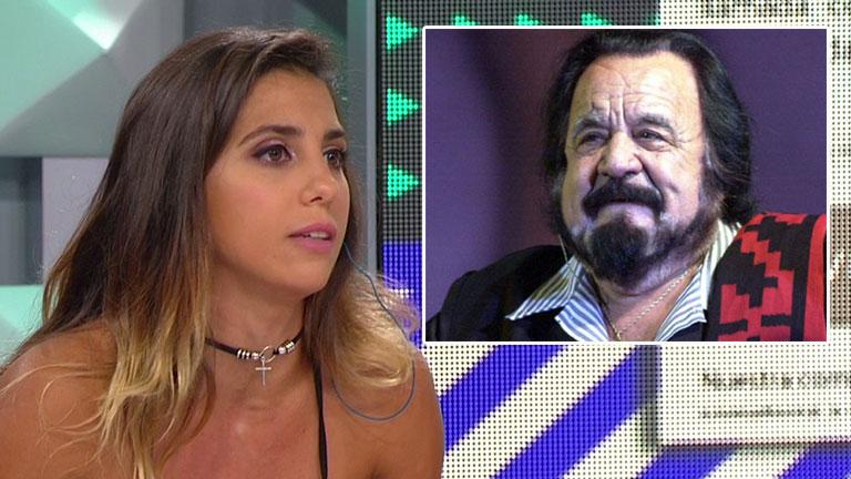 La confesión de Cinthia Fernández sobre Horacio Guarany