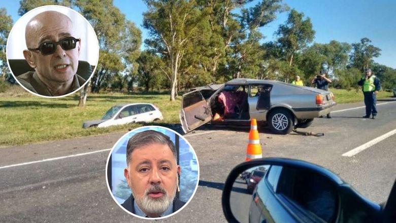 Murió una mujer en la ruta 3 cuando viajaba a buscar a sus hijos a Olavarría