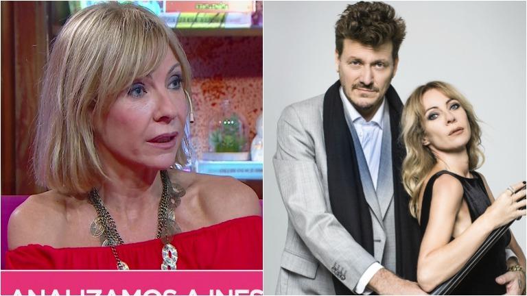 Inés Estevez, sobre su separación de Javier Malosetti: