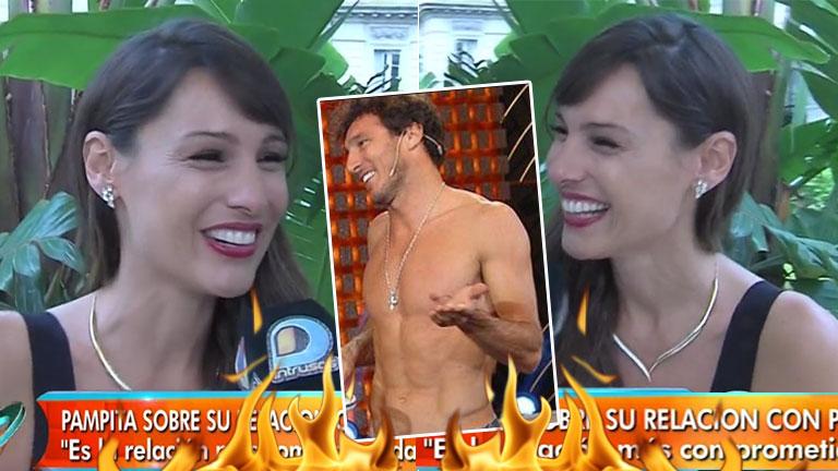 Pampita hará una película erótica… ¿y Pico Mónaco la ayudó a practicar las escenas hot?