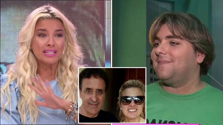 El llanto de Ailén Bechara luego de que un participante de Cuestión de Peso revelara que tuvo un romance con su papá