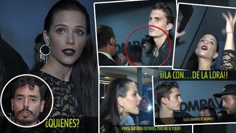 El video de la noche de furia de Ivana Figueiras contra la prensa en su evento de moda: ¡gritos e insultos!